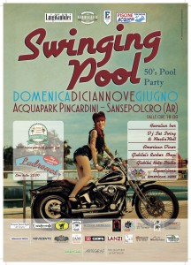 Locandina Swinging Pool